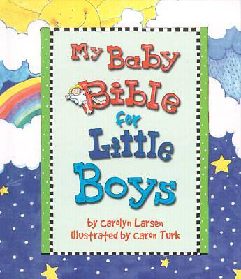 My Baby Bible for Little Boys