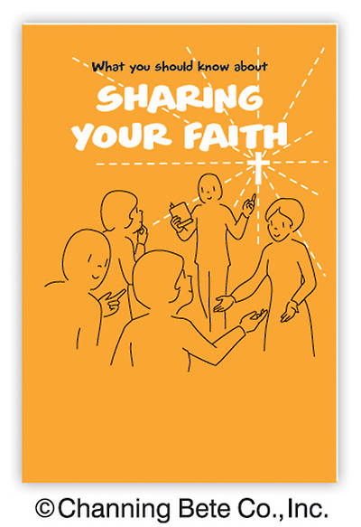 About Sharing Your Faith