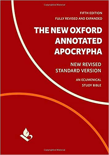 Picture of The New Oxford Annotated Apocrypha
