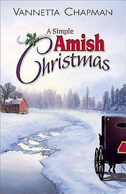 A Simple Amish Christmas - eBook [ePub]