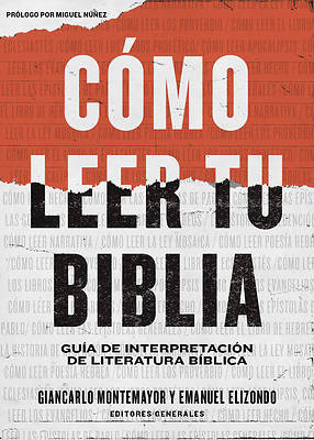 Picture of Cómo Leer Tu Biblia