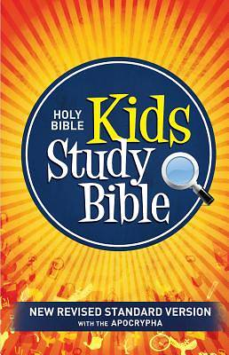 New Revised Standard Version Kids Study Bible with Apocrypha