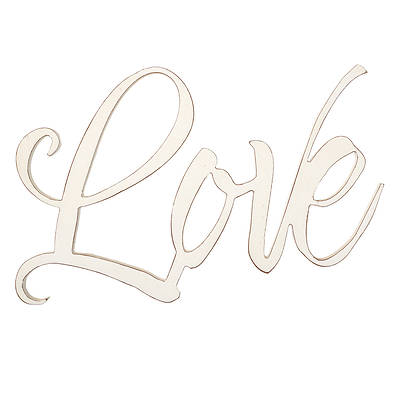 Picture of Love - Laser Cutout Wall Art