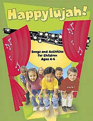 Picture of Happylujah! Leader and Accompanist Book