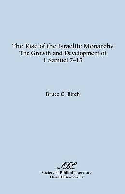 The Rise of the Israelite Monarchy