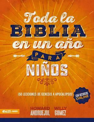Picture of Toda La Biblia En Un Ano Para Ninos