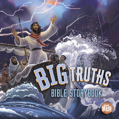 Picture of Big Truths Bible Storybook