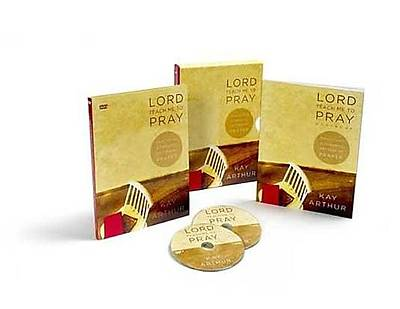 Lord Teach Me to Prayer Leaders Kit