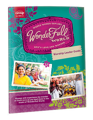 Picture of Wonderfull World Worship Leader Guide