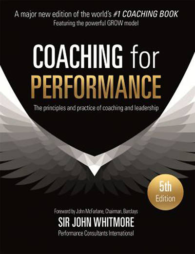 Picture of Coaching for Performance