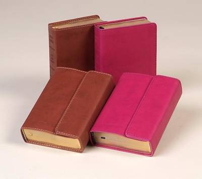 Picture of Large Print Compact Reference Bible-KJV