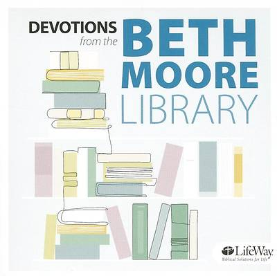 Picture of Devotions from the Beth Moore Library