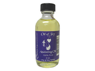 Oil of Joy 2 Oz. Lily of Valley Anointing Oil