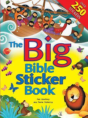 Picture of The Big Bible Sticker Book