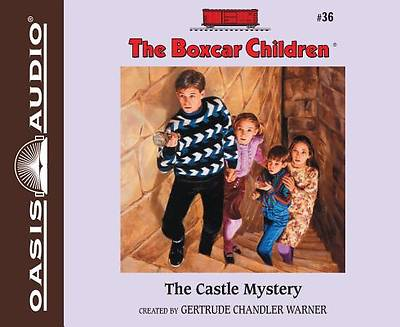 The Castle Mystery (Library Edition)