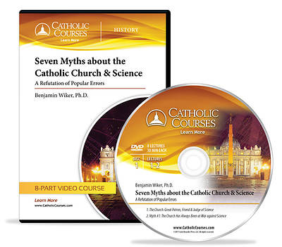 Picture of Seven Myths about the Catholic Church & Science (Audio CD)