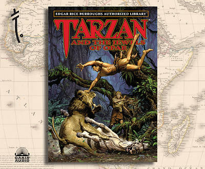 Picture of Tarzan and the Jewels of Opar