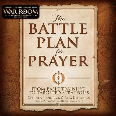 Picture of The Battle Plan for Prayer