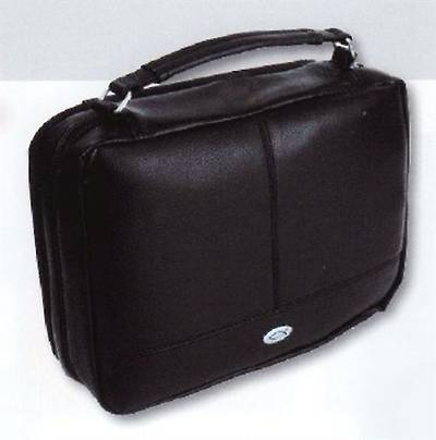 Picture of Two-Fold Luxleather Organizer Blk M