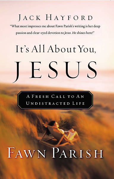 Its All about You, Jesus