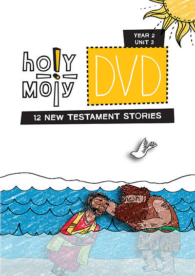 Holy Moly Grades K-4 DVD Year 2 Unit 3