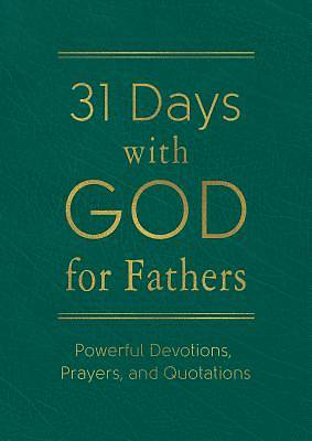 31 Days with God for Fathers (Teal)