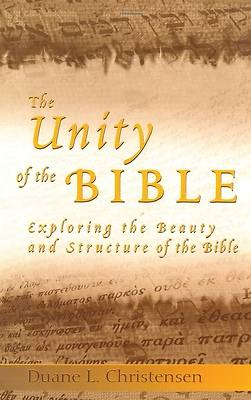 Picture of The Unity of the Bible