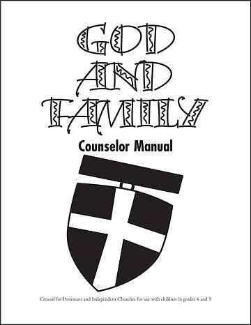God and Family Teacher Manual