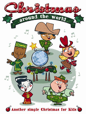 Christmas Around the World Choral Book