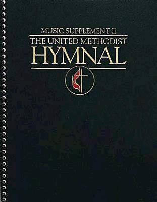 The United Methodist Hymnal Music Supplement II Forest Green Full Edition