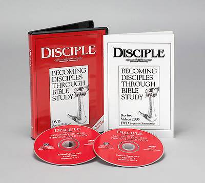 Picture of Disciple I Becoming Disciples Through Bible Study: DVD Set
