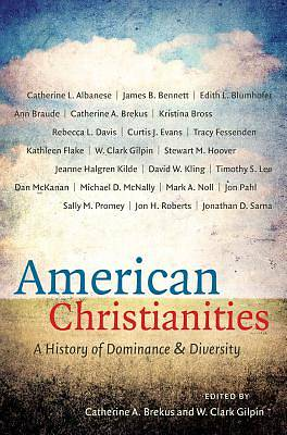 Picture of American Christianities