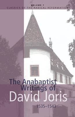 Picture of The Anabaptist Writings of David Joris