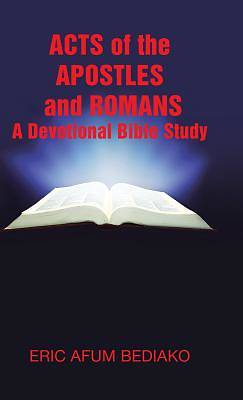 Picture of Acts of the Apostles and Romans-A Devotional Bible Study