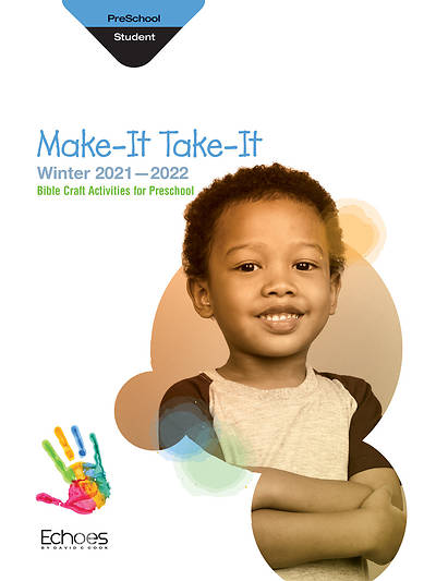 Echoes Preschool  Make It Take It Winter