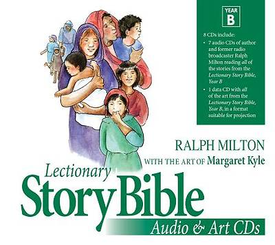 Lectionary Story Bible Audio & Art CDs Year B