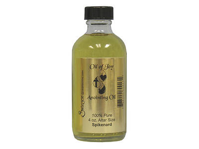 Oil of Joy 4 Oz. Spikenard Anointing Oil