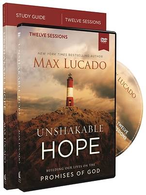Unshakable Hope Study Guide with DVD