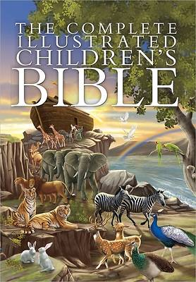 Picture of The Illustrated Children's Bible