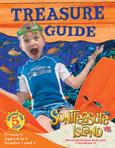 Gospel Light VBS 2014 SonTreasure Island Treasure Guide Primary
