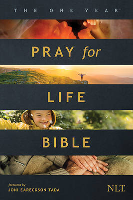 Picture of The One Year Pray for Life Bible NLT (Softcover)