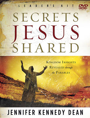 Secrets Jesus Shared Leader Kit