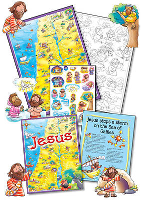 Jesus--Activity Pack