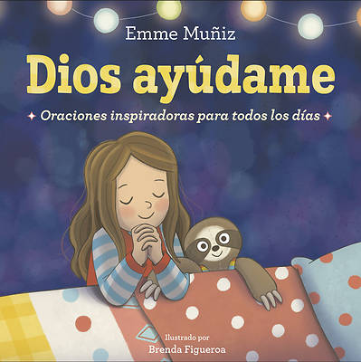 Picture of Dios Ayúdame (Lord Help Me Spanish Edition)