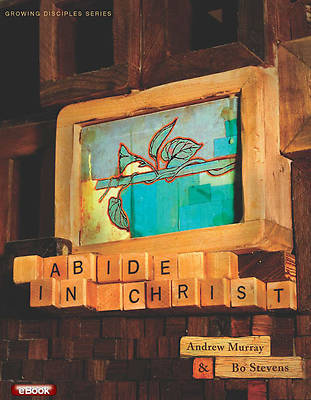 Picture of Abide in Christ (Member Book)