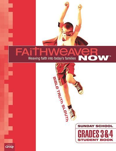 Picture of FaithWeaver Now Grade 3-4 Student Fall 2021