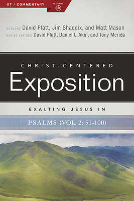 Picture of Exalting Jesus in Psalms, Volume 2, Psalms 51-100