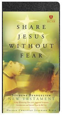 Share Jesus Without Fear New Testament-Hcsb-Truthquest