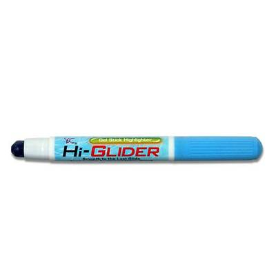 Bible Hi-Glider Gel Stick Blue