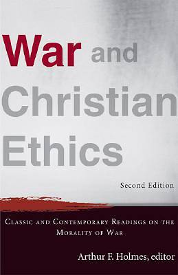 Picture of War and Christian Ethics